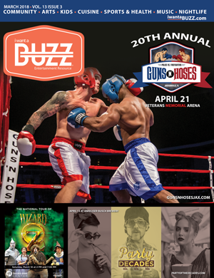 March BUZZ