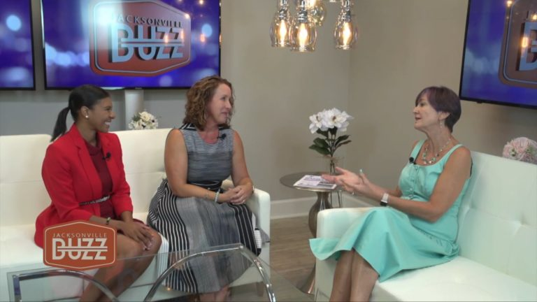 "Buzz TV – ""The Jacksonville Buzz"" with Dana Troeger of YMCA"