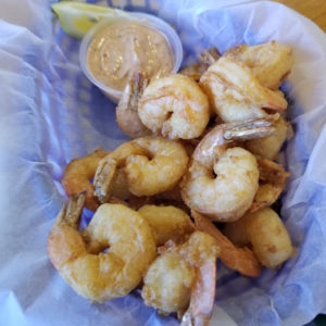 Dusted Shrimp
